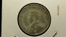 1930 Canada King George V 25C Silver 7