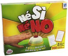 NE SI NE NO gioco società ITALIANO MB678552 STARTRADE -nuovo-Italia