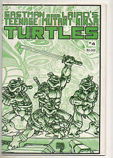 Teenage Mutant Ninja Turtles #4 1ST PRINT 1985 TOUGH/RARE! Fine+ 6.5 Glossy Nice