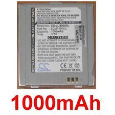Batterie 1000mAh type LGLP-GACL LGLP-GACM Pour LG U8500
