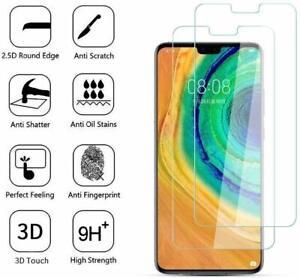 2X Schutzglas Glasfolie für Huawei Mate 30 Display Schutz Folie Panzerfolie 9H