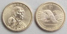 États-Unis Native American dollar-Sacagawea 2010 D unz.