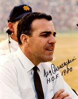 ARA PARSEGHIAN SIGNED 8x10 PHOTO + HOF 1980 NOTRE DAME FOOTBALL RARE BECKETT BAS