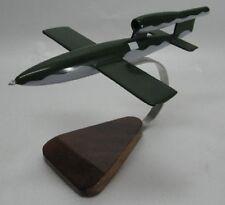 V-1 Flying Buzz Bomb Missile Desktop Wood Model