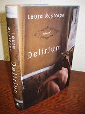 1st/1st Edition DELIRIUM Laura Restrepo MODERN Classic