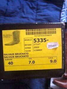 Boots Sendra Santiags