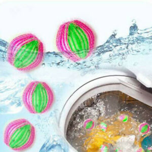 6PC Washing Machine Magic Hair Catcher Filter Remover Laundry Clean Ball