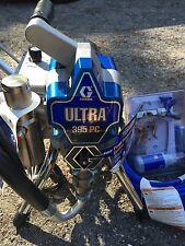 NEW - GRACO 390 ULTRA PC MODEL 17C310 AIRLESS PAINT SPRAYER 110V .021 MAX TIP