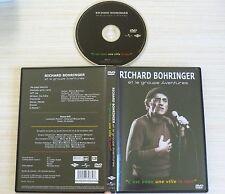 RARE DVD PAL MUSIQUE RICHARD BOHRINGER ET LE GROUPE AVENTURES