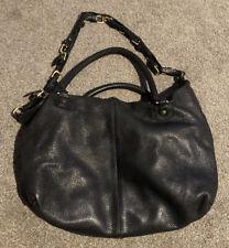 Deadly Ponies New Zealand Large Black Bag Soft Leather