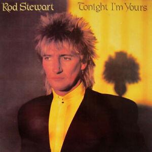 lp vinile 33 giri Rod Stewart Tonight I'm yours