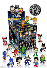 Funko Mystery Minis - Dc Comics Super Heroes - Figurine Select