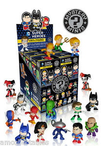 Funko Mystery Minis - Dc Comics Super Heroes - Figurine Select