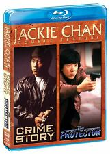 Jackie Chan: Crime Story / the Protector -  Region A -  BLU RAY - Sealed