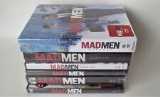 Mad Men Seasons 1-6 1 2 3 4 5 6 DVDs Lot Elizabeth Moss Graduation Gift New