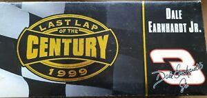DALE EARNHARDT JR #3 AC DELCO / LAST LAP OF CENTRY -1999 CHEVY MONTE CARLO