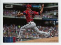 2020 Topps Stadium Club #254 JOSE BERRIOS Minnesota Twins PHOTO BASEBALL CARD