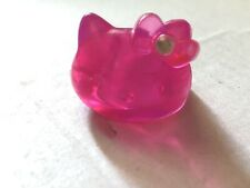 Hello Kitty Pink Ring For Girls
