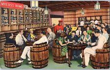 1939 Myers's Planters Punch Inn & Liquor Store, Jamacia Panama Zone Postmark c16