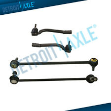 L4 2.4L For 2011 2012 2013 2014 Hyundai Sonata Front LH RH Sway Bar Outer TieRod