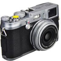 JJC Shutter Release Button for Fujifilm X-Pro2 X-T30 X-T20 X-T3 X-T2 X100F X-E3
