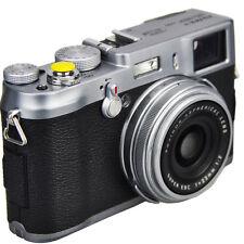 JJC Yellow Shutter Release Button Dustproof Fr Leica M6 M7 M8 M9 M-EM-P M9-P M-A