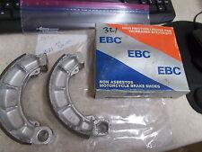 NOS EBC Brake Shoes Honda 1978-2007 CX500 CB650 CB750 GL500 VF750 VT700  321