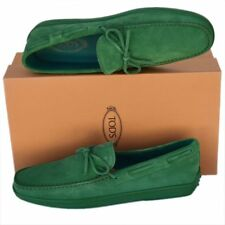TOD'S Tods New sz UK 11 - US 12 Authentic Designer Mens Loafers Shoes green