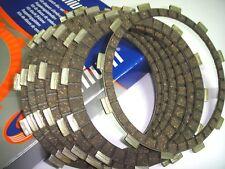SET 7 DISCOS DE FRICCIÓN RECORTADO 12118 CAGIVA 650 V-Raptor 2003 2004 2005 2006