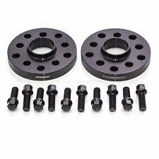 Espaciadores hubcentric 20mm para Audi TT, S3, A3 con pernos de RADIUS 5x100 y 5x112
