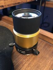 ISCO 80mm F2 Lens + 44 To M52 Clamp