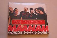 Maanam - Znaki Szczególne CD NEW SEALED POLISH
