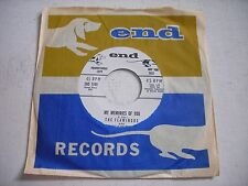 PROMO w SLEEVE The Flamingos My Memories of You / I Want to Love You 1961 45rpm