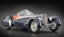 1938 Bugatti 57 SC Corsica faux Crocodile Interior by CMC in 1:18 Scale M-136