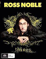 Ross Noble - Things, Comedy (DVD, 2011, 2-Disc Set, Region 4) g3