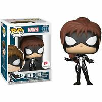 *EXCLUSIVE* Funko POP! Marvel Spider-Verse: Spider-Girl BLACK Anya Corazon Man