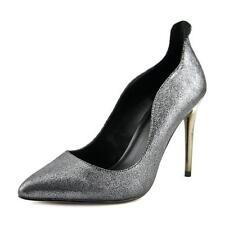 Zapatos de tacón de mujer de tacón alto (más que 7,5 cm) de piel talla 37