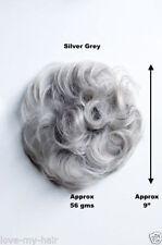 Accessori elastico in argento per l'acconciatura dei capelli