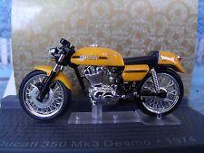 1/24  Ixo museum Ducati 350 Mk3 Desmo 1974