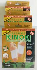 3 Box KINOKI Cleansing Detoxify Natural Foot Pads Patch