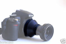 TILT AND SHIFT/freelensing/sélectif Macro Adaptateur pour Nikon avec Focus Chip