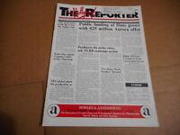 APRIL 17 1981 Hollywood Reporter movie Magazine - NBC lower profits