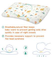 Orthopädisches Babykissen gegen Verformung Plattkopf Baby +Geschenk EL