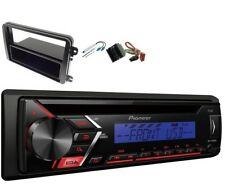 Pioneer deh-s100ubb mp3 USB AUX CD kit de integracion para VW Caddy cc Golf Passat touran