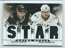 2012-13 Panini Prime Reilly Smith Ryan Garbutt QUAD 4 JERSEY RELIC 51/200 STARS