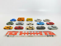 CJ411-0,5# 15x Wiking H0/1:87 Modell: Porsche+NSU+Ford+VW+Citroen etc, Mängel