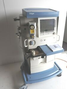 Drager Primus Anaesthesia Workstation with ventilator and Vaporiser. certified