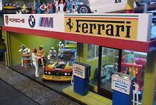 Slotcar Aufkleber für Carrera Universal Servo 132 BOX oder TANKSTELLE      51680