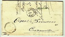Z10850-VENETO, FRANCHIGIA, DA MONTEBELLUNA ( BIADENE) A CORNUDA, 1873