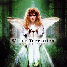 WITHIN TEMPTATION Mother Earth CD 2003 + 4 Bonustracks